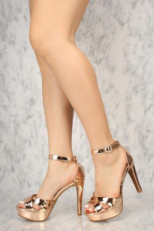 Insanely Cute Platform High Heels