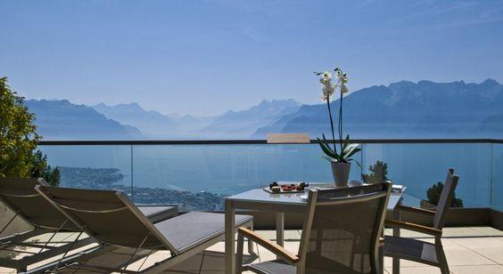 Booking.com: Hôtel Le Mirador Lake Geneva - Chardonne, Suisse