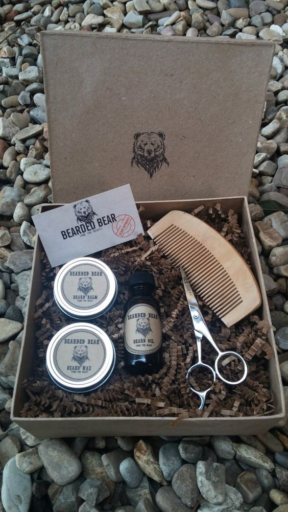 grooming kit beard grooming kits and beard grooming on pinterest. Black Bedroom Furniture Sets. Home Design Ideas
