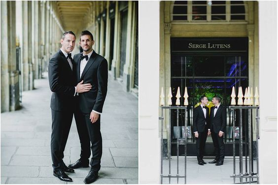 Xavier + Pierre - Wedding Gay Paris - Boda Gay en Paris - Destination Wedding Photographer France - Same Sex Wedding - Wedding Photographer Paris - Azaustre Foografo