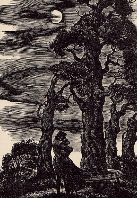 Jane Eyre de Charlotte Brontë, avec gravures sur bois par Fritz Eichenberg                                                                                                                                                     Plus