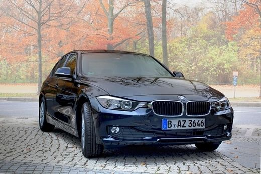 BMW 3er 320d Limousine Automatik Diesel #cars