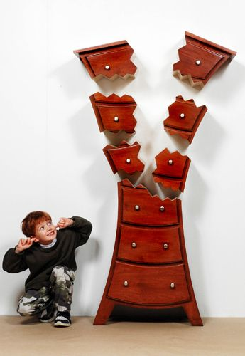 Boom! Cabinet by Judson Beaumont. Forget kids, I want these!