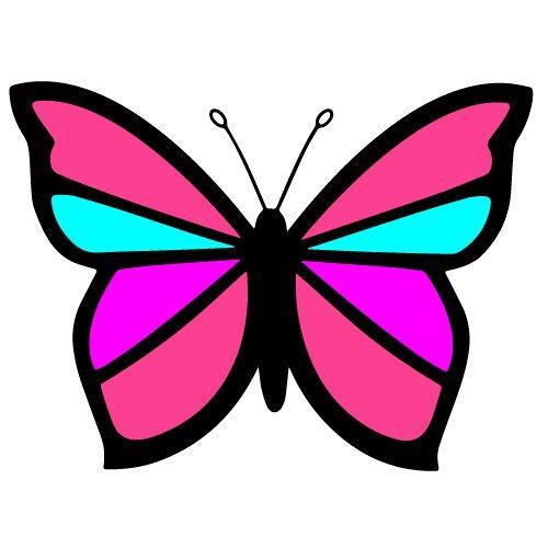 Butterflies i made