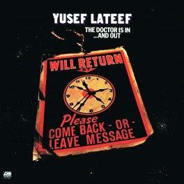 Yusef+Lateef+The+Doctor+Is+In+And+Out+LP+Vinil+180+Gramas+Atlantic+Pure+Pleasure+Records+Pallas+2016+EU+-+Vinyl+Gourmet