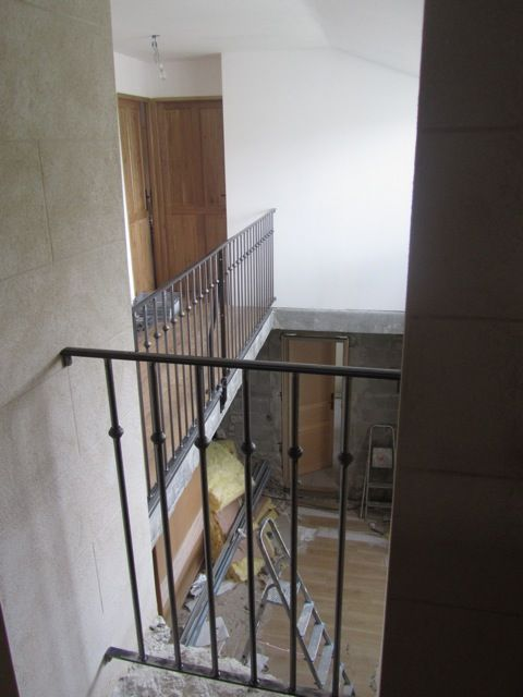 Garde corps int rieur pour mezzanine balustrade for Corps interieur