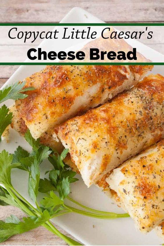 Copycat Italian Cheese Bread