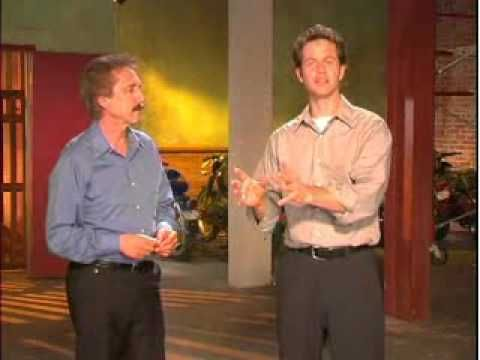 how did kirk cameron and ray comfort meet