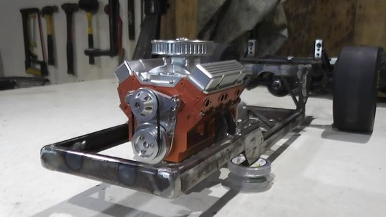 Rust Never Sleeps (part 13). RC Rat Rod charity auction build for Cancer...