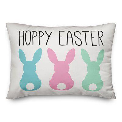 Easter Egg Decor Pillow Cover Easter