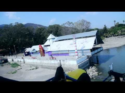 Flying over lake chapala on a quicksilver aircraft lover it.. tell me what you think