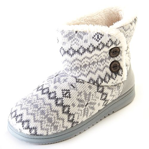 Dearfoams Chalet Boots