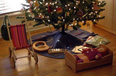 A simple and beautiful Waldorf Christmas