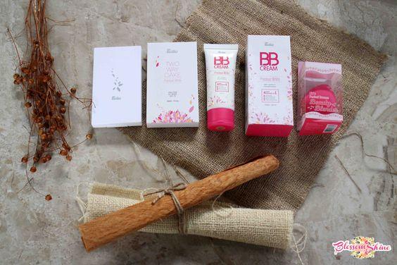 Fanbo Precious White Makeup - blossomshine