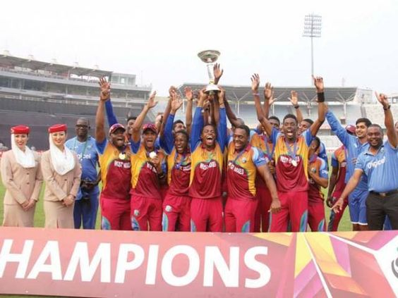 World Cup glory: West Indies demolish India in final - The Express Tribune
