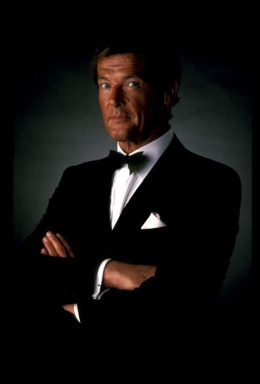 I grew up with Roger Moore as James Bond. This pic really captures RM at the height of his popularity as the perfect Bond for the 70's. That said, I wish they hadn't gone beyond Moonraker, maybe For Your Eyes Only.