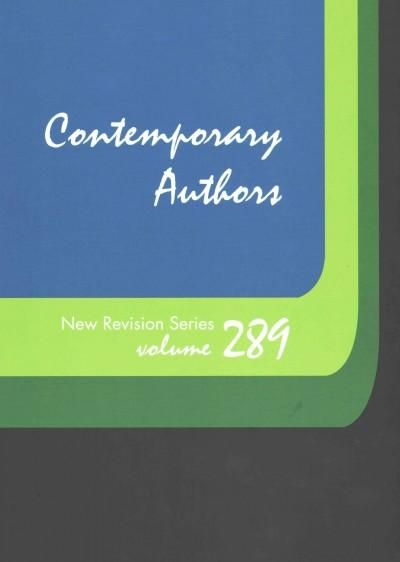 Contemporary Authors New Revision: A Bio-bibliographical Guide to Current Writers in Fiction, General Nonfiction,...