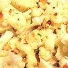 Intersting cauliflower recipe