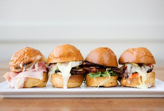 35th Street Kitchen + Bar in Fremont - Painted Hills Sirloin Sliders