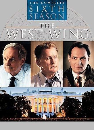 The trials and tribulations of President Bartlet (Martin Sheen) continue in this sixth season of the popular drama series. The life of his backroom staff and family fall under as much scrutiny as the