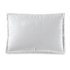 White Feather and Down Queen Pillow