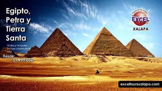 Egipto, Petra y Tierra Santa, salidas 2014   Agencia de Viajes en Xalapa Excel Tours
