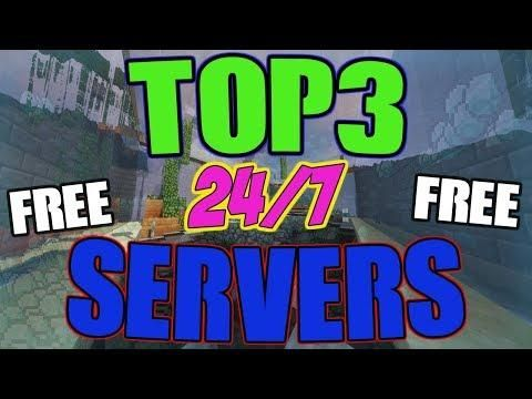 How To Get A Free 24 7 Minecraft Server Top 3 Free Hosting Server Minecraft Server How To Get