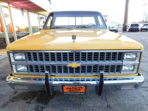 1981 Chevrolet C K 10 Series For Sale In Omaha Ne In 2020 Old