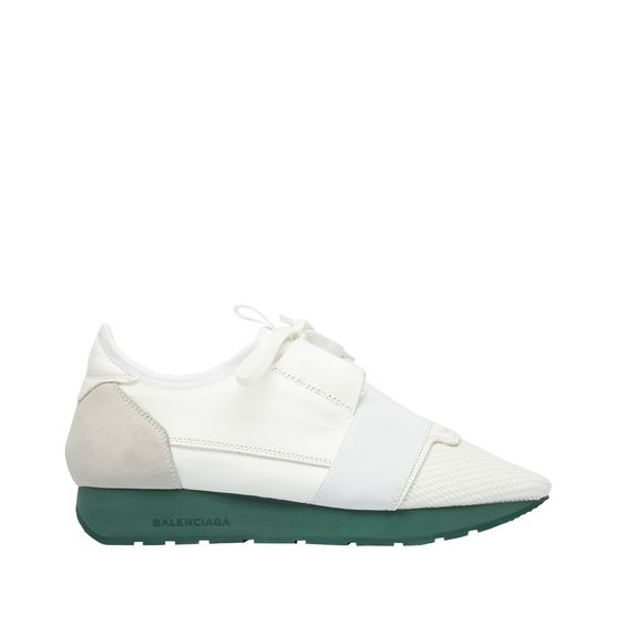 Discover the latest collection of Balenciaga Race Shoes for Women at the official online store.