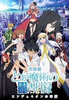 Toaru Majutsu No Index Movie Endymion No Kiseki Bluray Bd H264 480p 720p 1080p English Subbed Download Anime Films A Certain Magical Index Animated Movies