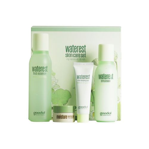 Goodal Waterest Skin Care Set Skincare Set Skin Care Mask Exposed Skin Care