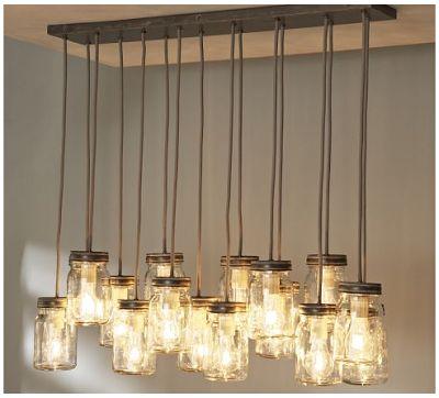 hocus.kocis: DIY. mason jar chandelier. part 1.