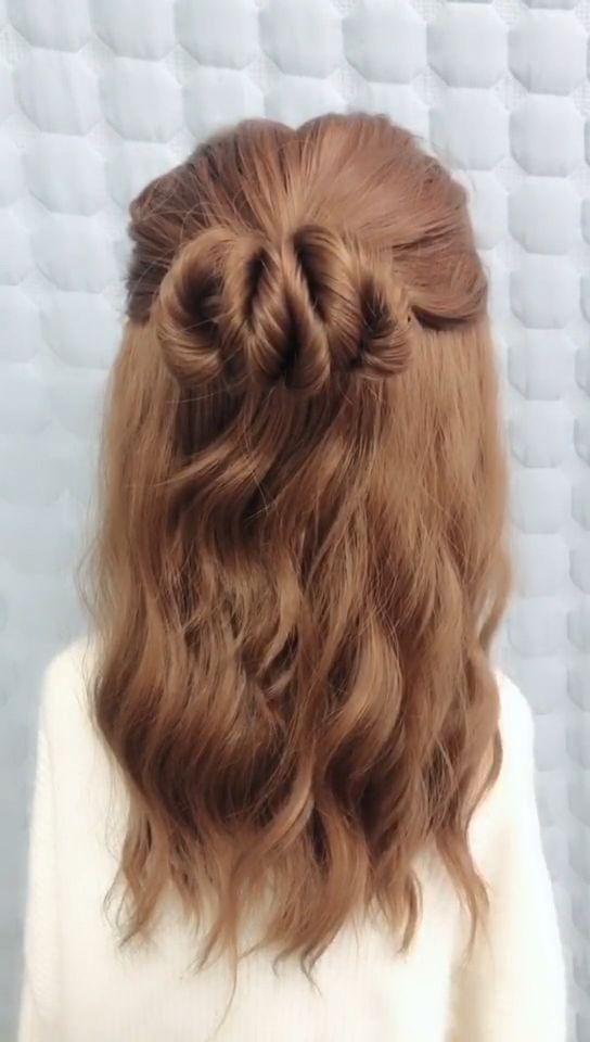 Hairstyles For Dinner Party 2 Hairstyles Dinner Party In 2020 Hair Styles Diy Hairstyles Medium Hair Styles
