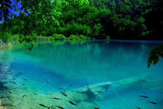 My next trip, Croatia  Parque Nacional dos Lagos de Plitvice
