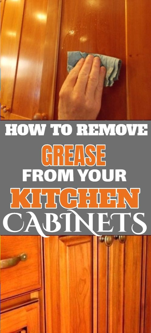 How To Clean Your Kitchen Cabinets, How To Properly Clean Kitchen Cabinets