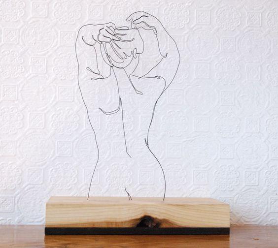 Gavin Worth Wire Sculpting <3