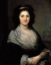 Henriette Herz (1764-1847) One of the leading Berlin Salonnièren of early Romanticism.