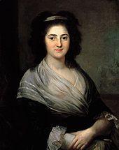 Henriette Herz (1764-1847) One of the leading Berlin Salonnièren of early Romanticism.