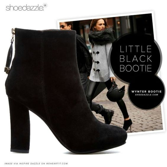 Wynter bootie so sophisticated