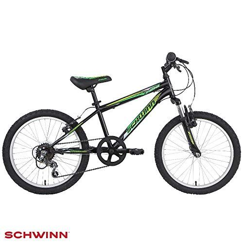 Schwinn Boy Sabotage Kids Bike Black Yellow Green 20 Inch In 2020 Kids Bike Schwinn Bike
