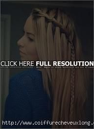 Coiffures Pour Cheveux longs