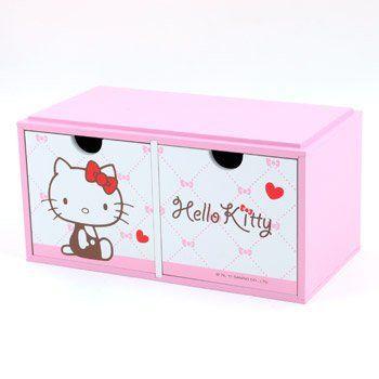 $49.99 Hello Kitty Storage Box  From Hello Kitty   Get it here: http://astore.amazon.com/ffiilliipp-20/detail/B006FJQFAE/185-4339352-5747126
