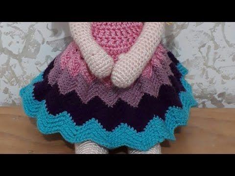5. video /Amigurumi barbie bebek gögüs yapılışı Bebek Yapımı ... | 360x480
