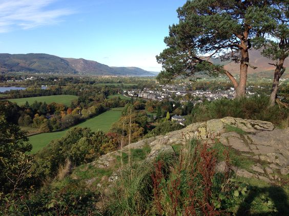 Walla Crag - Oct 2013