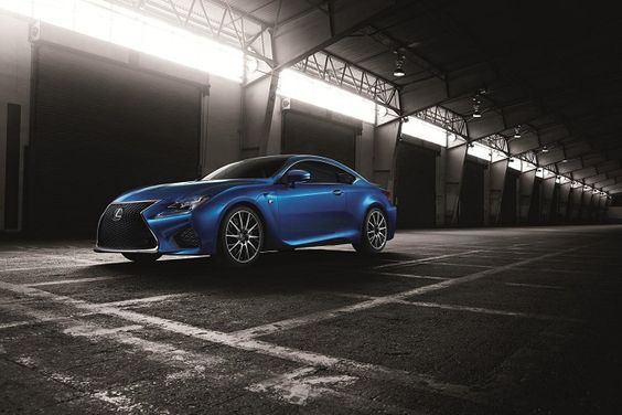 Lexus RC F Breaks Cover. A Torque to secure higher levels of traction and vehicle control.