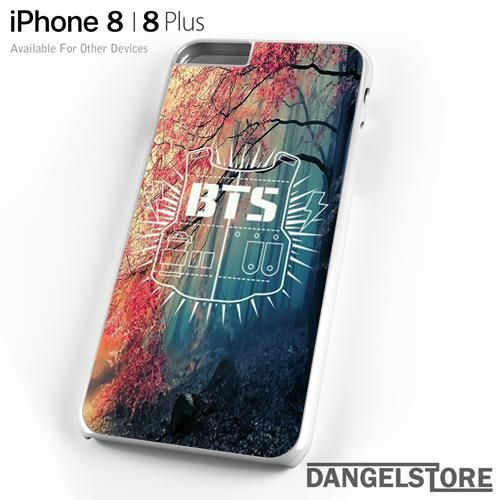 Bangtan Boys Bts Logo 4 For Iphone 8 8 Plus Case Iphone 7 Cases Iphone Iphone 7