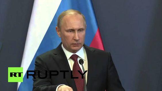 Putin: Schande für Kiew! Man verliert nicht gerne gegen Traktorfahrer un...
