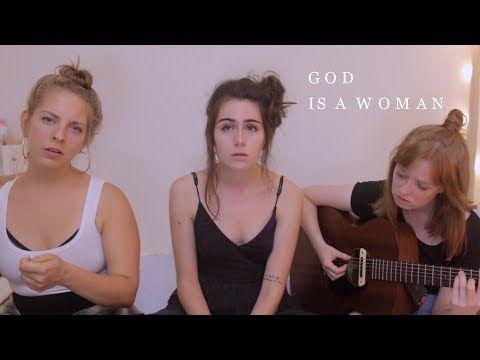 God Is A Woman Ariana Grande Dodie Orla And Julia Ariana