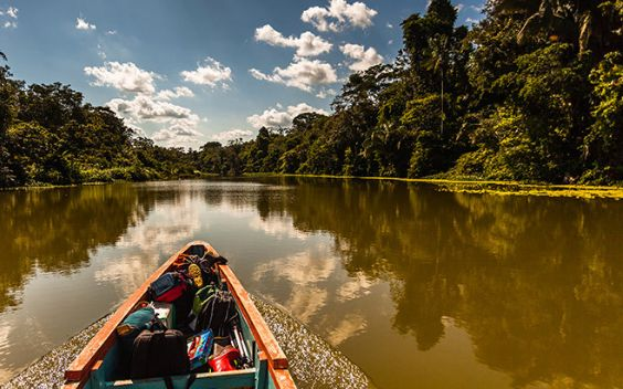 Discover how to cross the border between Colombia and Peru