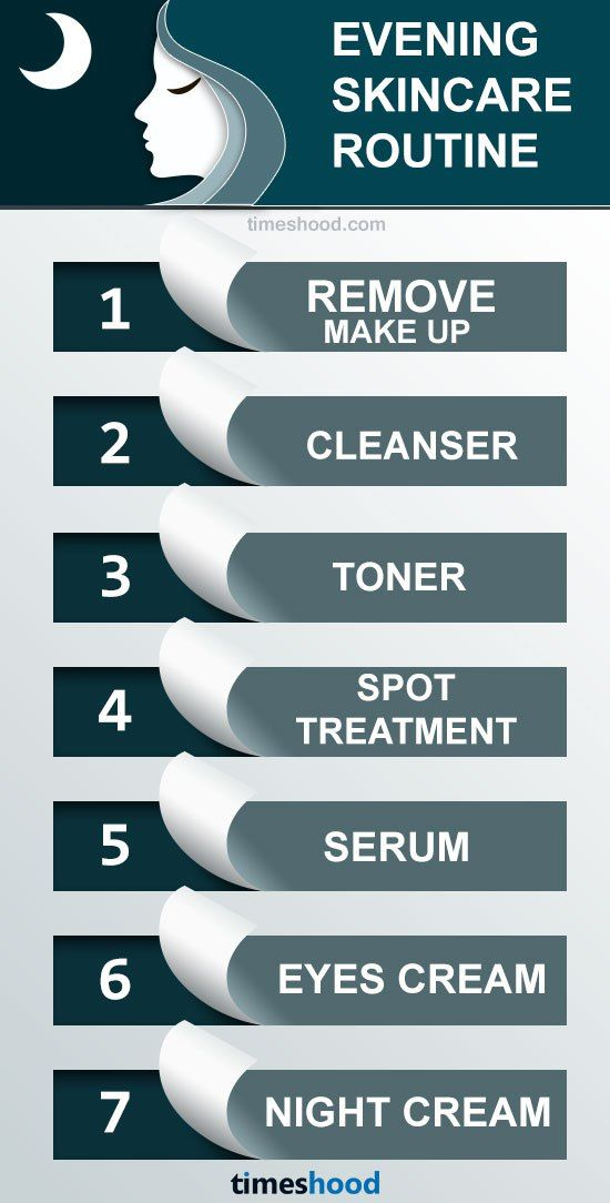 Do You Know The Best Order To Apply Skincare Products Know Night Skincare Routine Orde Daily Skin Care Routine Skin Care Routine Order Night Skin Care Routine